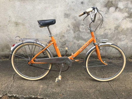 VELOSOLEX-VELO-PLIANT-ORANGE-1974