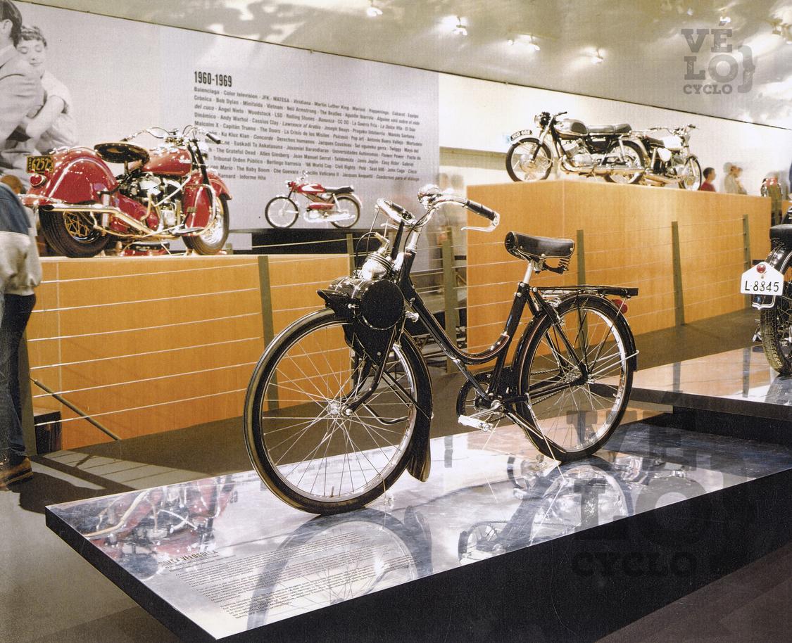Velosolex 45cc 1953 Vos Cyclos Vlocyclo Forum Des Passionns Wiring Diagram 0 Photo Muse Guggenheim Copie