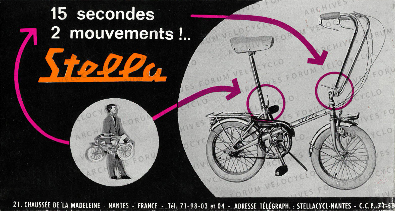 0 couv seule STELLA POKETBY velocyclo
